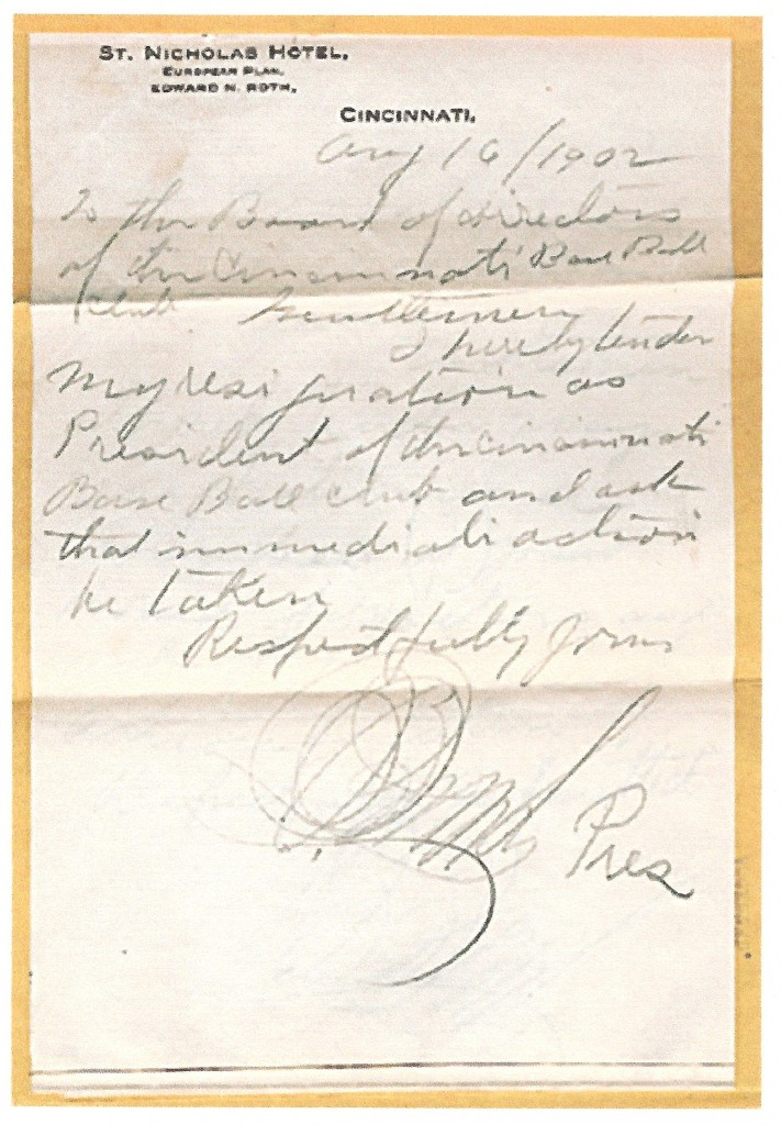 resignation letter 2 week notice. This 1902 resignation letter